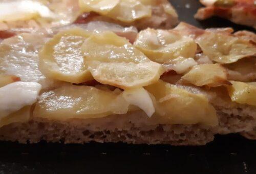 focaccia con patate