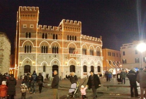 grosseto centro storico